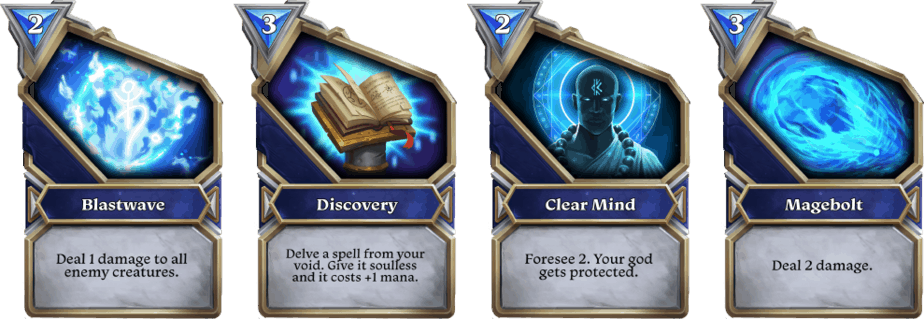 Magic-powers