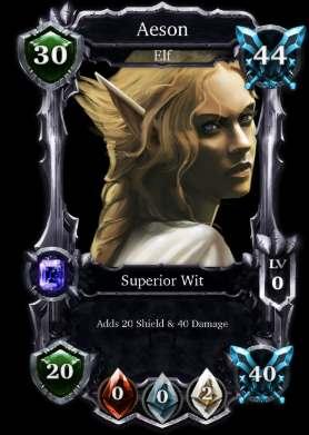 Mythereum card elf