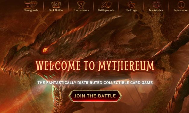 Mythereum Review. The first CCG on Ethereum