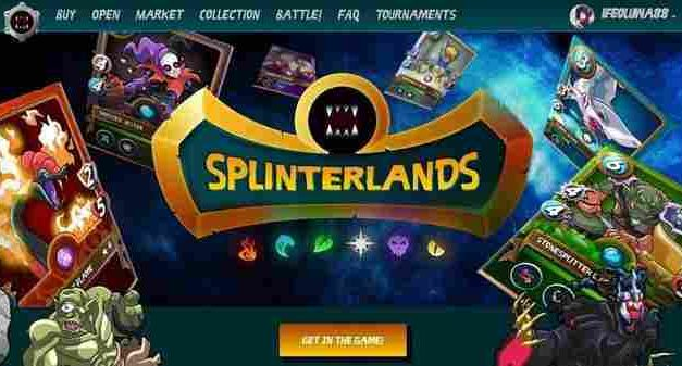 Splinterlands – Steem Monsters Review.