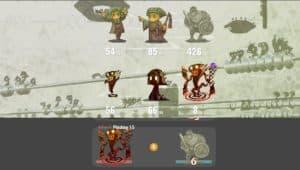 My crypto heroes - battle