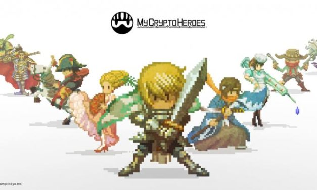 My crypto heroes review. RPG trend on Ethereum
