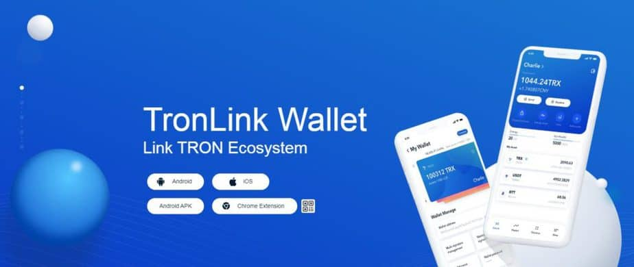 Tronlink Homepage