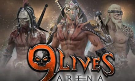 9 Lives Arena. Don't run out of lives.