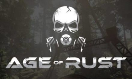 Age of Rust. A game like Myst on the Blockchain