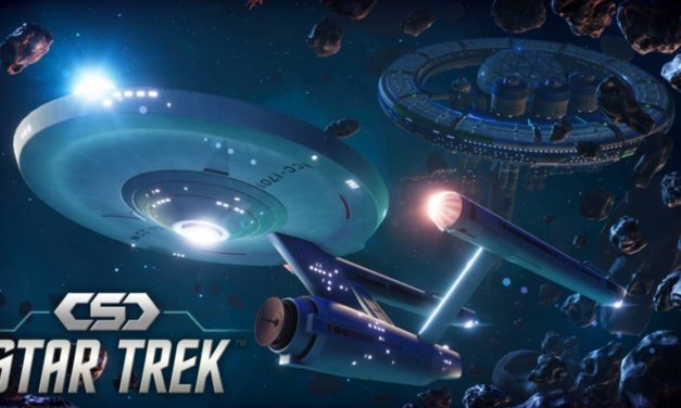Crypto space commander. Star Trek NFTS!