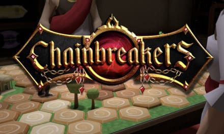 Chainbreakers. RPG on Decentraland