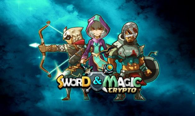 Crypto Sword & Magic Review. Join The Raid