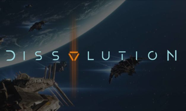 Dissolution. MMORPG inspired by Eve Online