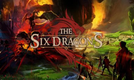 The six Dragons. Skyrim Style Open World RPG.