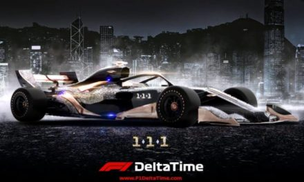 F1 Delta Time. Formula one racing