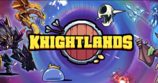 Knightlands. Earn crypto Dividends