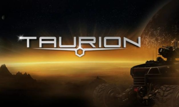 Taurion. RTS on The Xaya gaming Blockchain