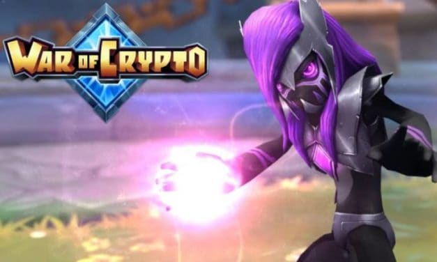 War of Crypta. Multiplayer strategy fighting game