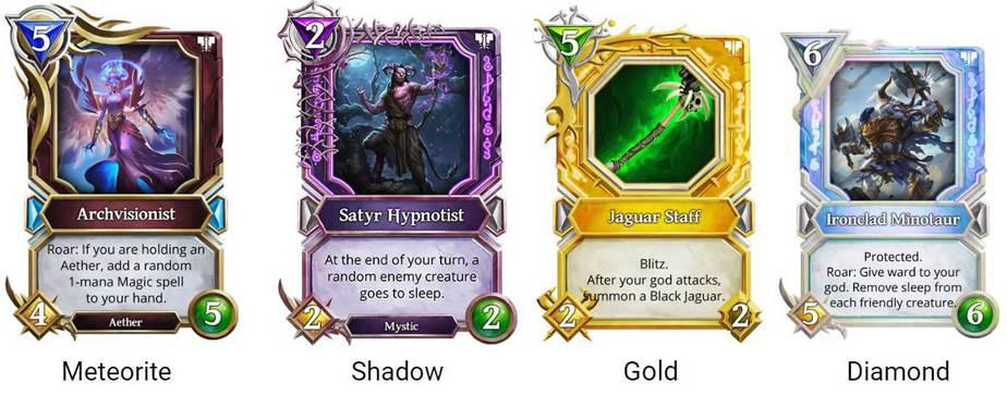 Card Shine