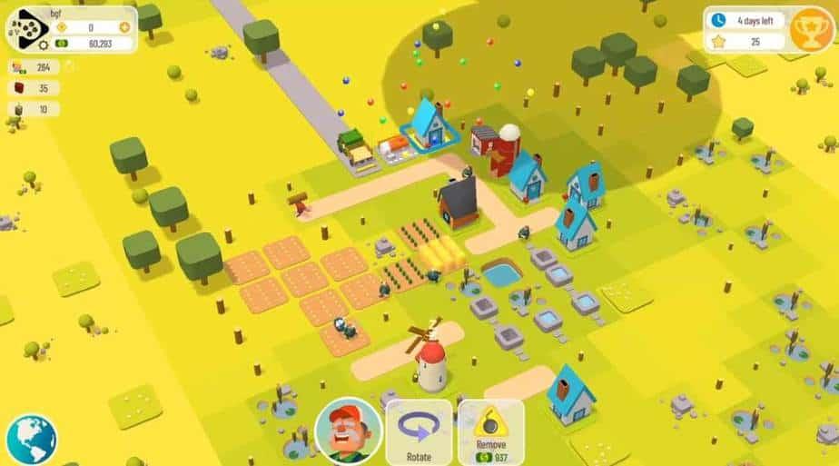 Town Star gameplay